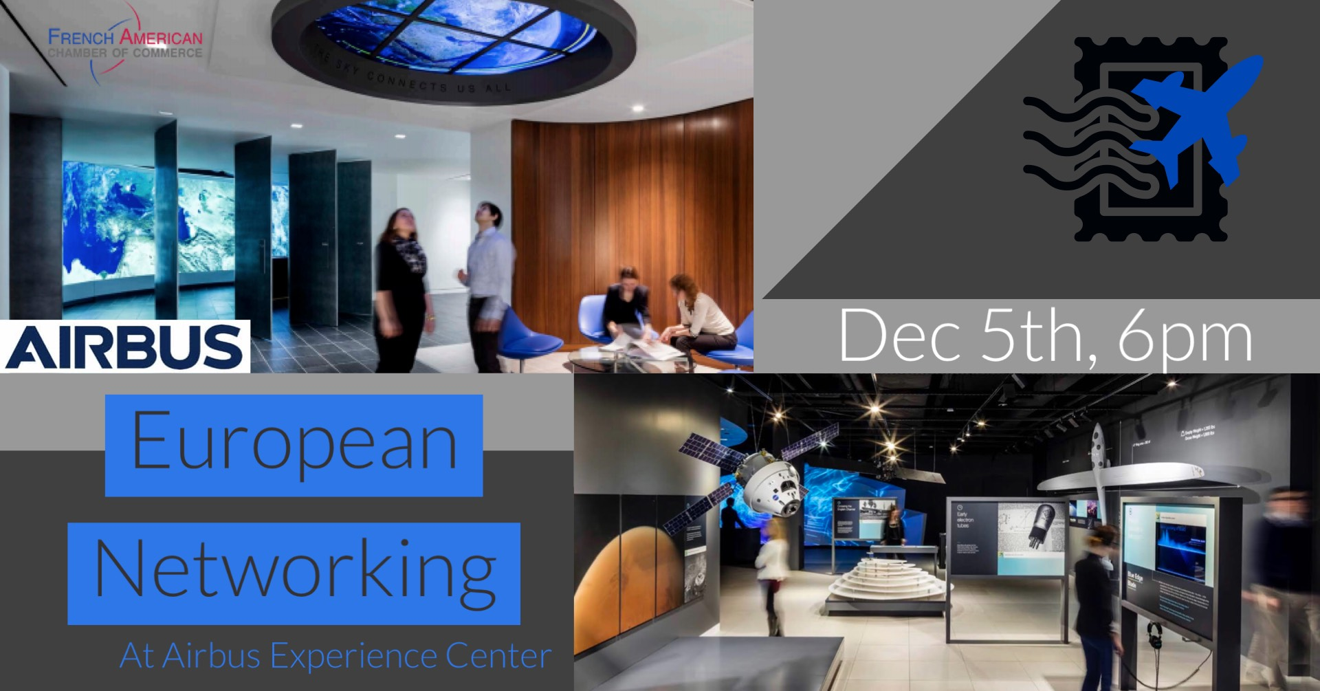 Winter European Networking Mixer