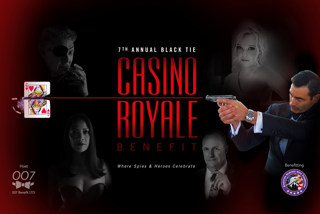 7th Annual Black Tie Casino Royale Benefit
