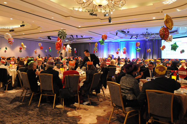 Sponsorship Opportunities for 23rd Annual Christmas Luncheon