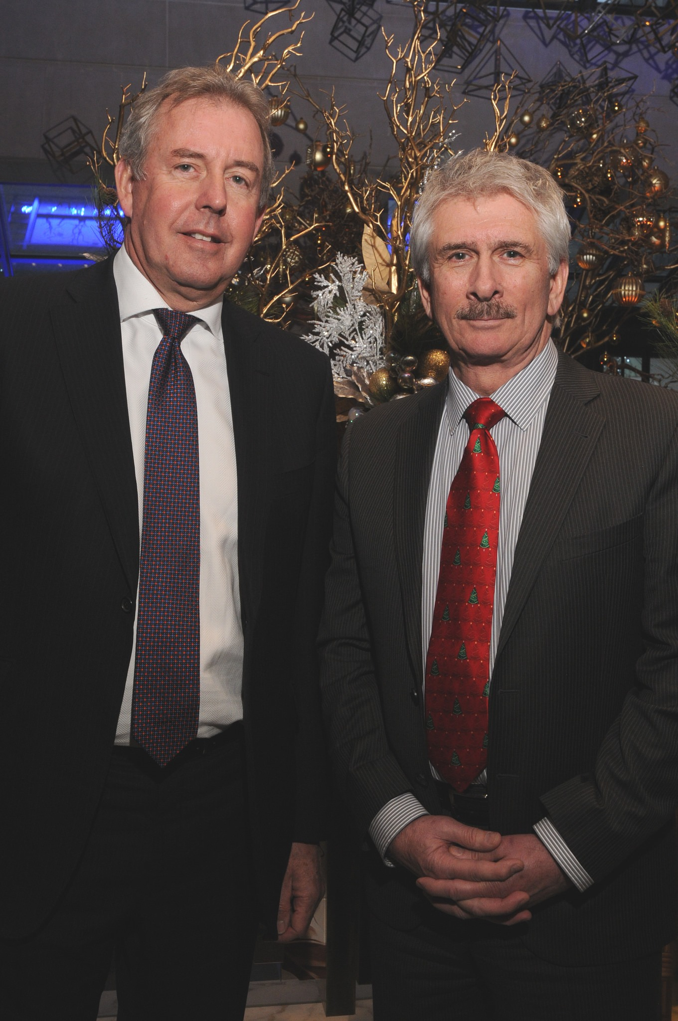 BABA's Former Chairman, Barry Eccleston Awarded OBE