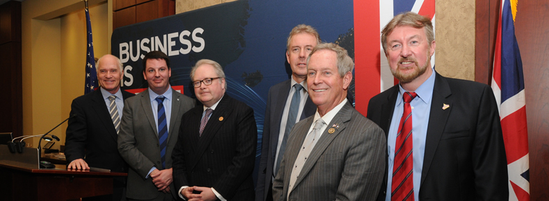 Capitol Hill Reception with Sir Kim Darroch & US Congressional Caucus