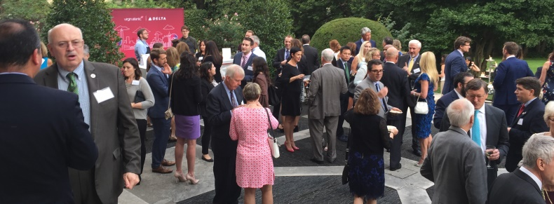 British Embassy Summer Drinks Party