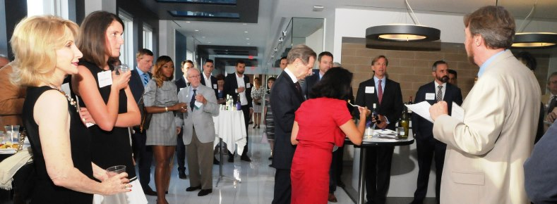 International Business Mixer